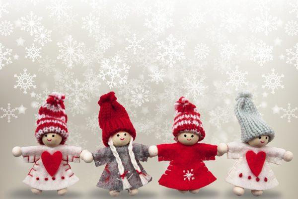 Happy Christmas, Frohe Weihnachten
