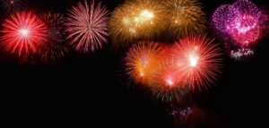 Sylvester: Feuerwerk