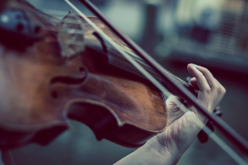 Klassik, Violine