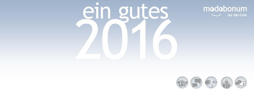 Modobonum wünscht ein gutes und erfolgreiches Jahr 2016