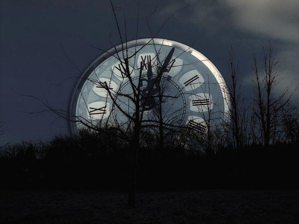 Wenn die Zeit verloren geht