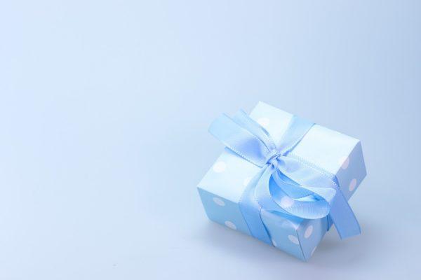 Geschenke geben oder bekommen