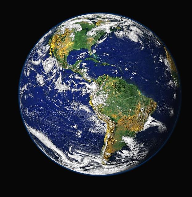 Welt, Erde