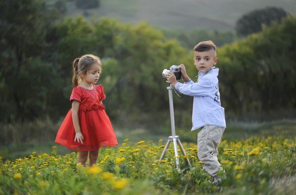 Kinder handeln anders oder ein Blog über Risikobereitschaft