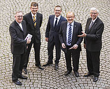 Gratulation an die Deutsche Bibelgesellschaft