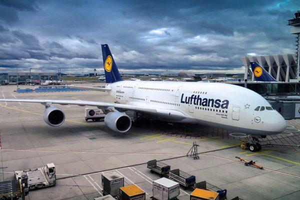 erlebt: mein Lufthansa-Flug nach Berlin