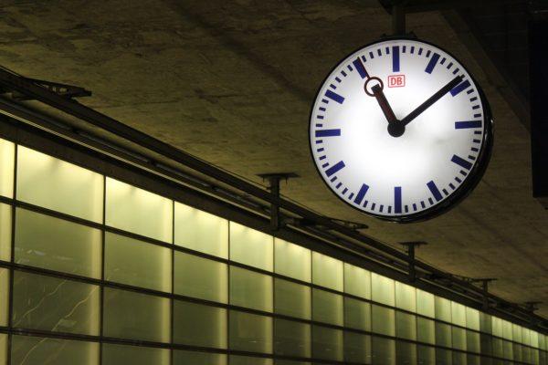 Die Weiterfahrt verzögert sich auf unbestimmte Zeit