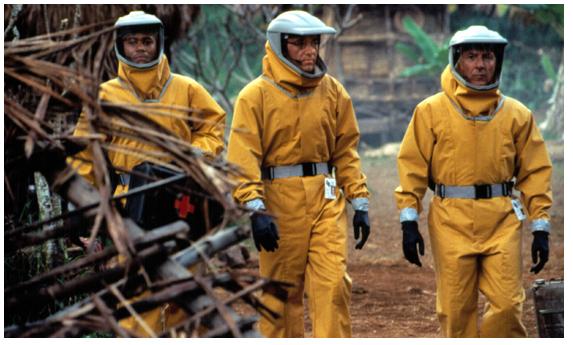 Trifft die Ebola Epidemie auf Barmherzigkeit?