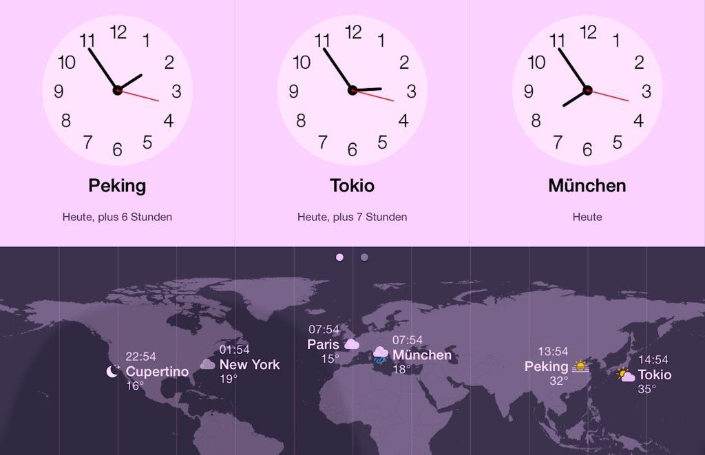 Weltzeiten