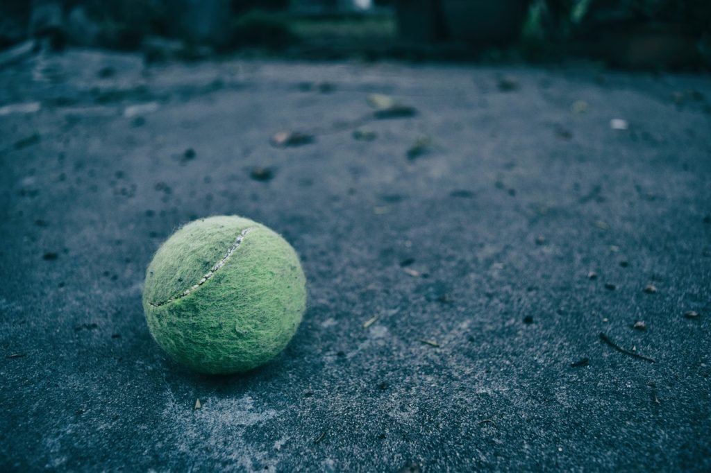 Tennisplatz, Schmutzig, Alternative