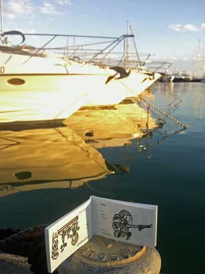 modobook vor Yachten