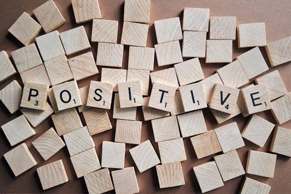 Mehr das Positive sehen