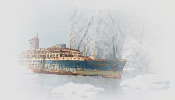Einschlafen bei Titanic