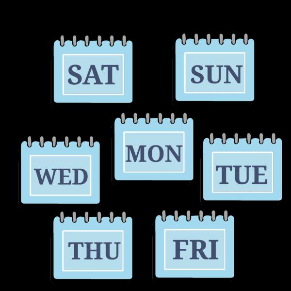 Wochenstart
