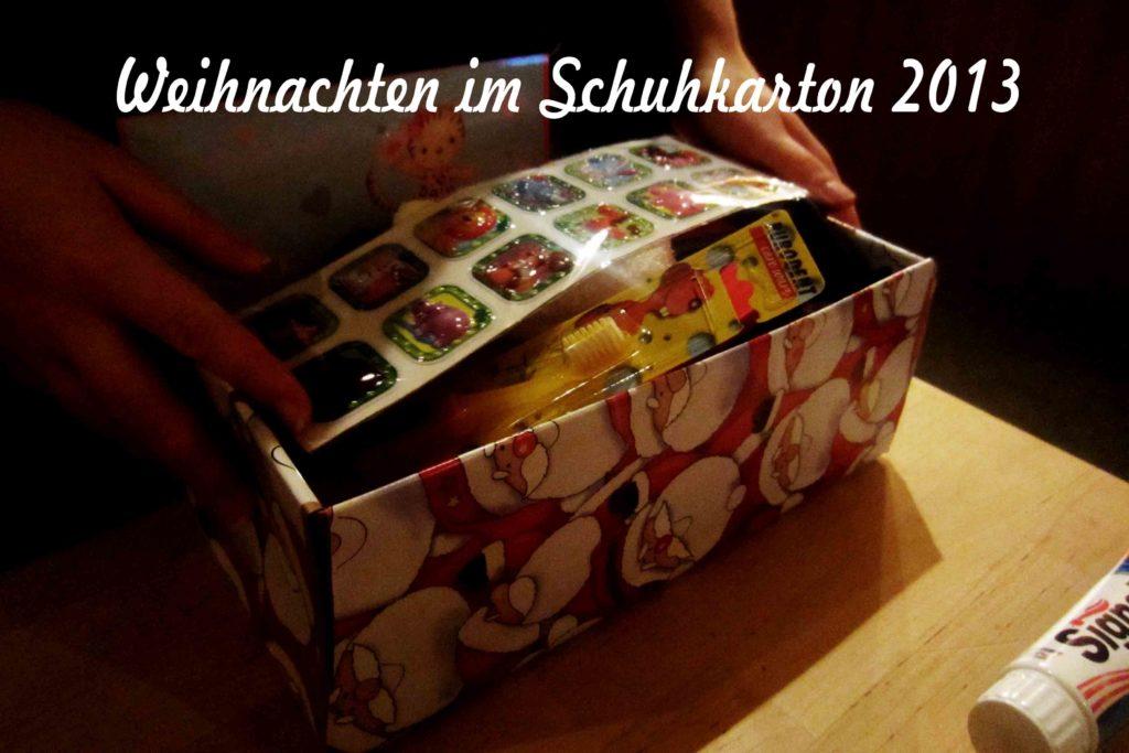 weihnachten im schuhkarton viel geben und viel bekommen. Black Bedroom Furniture Sets. Home Design Ideas