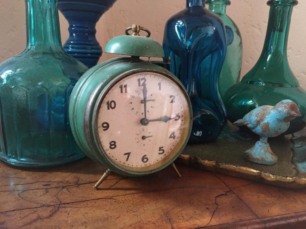 Uhr, Zeit – oder beides?