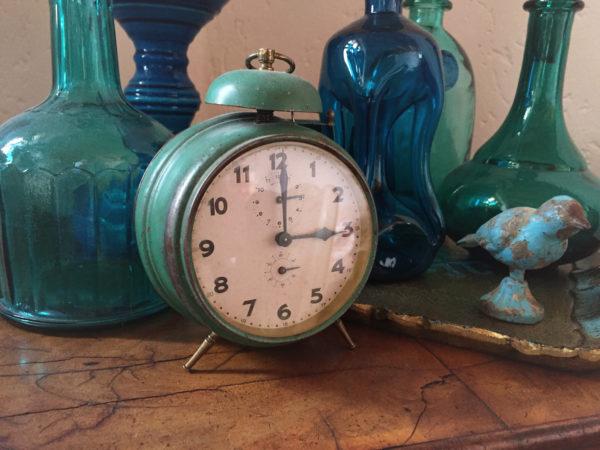 Manche haben eine Uhr, andere haben Zeit.