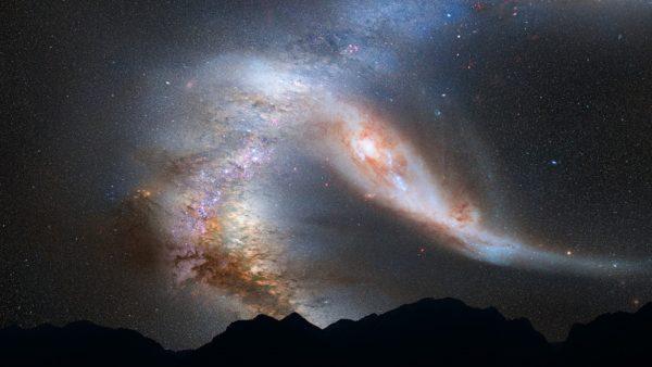 Phantastische Bilder aus den Tiefen des Weltalls – NASA