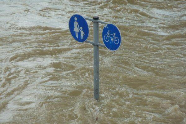 Das Hochwasser hat alles genommen