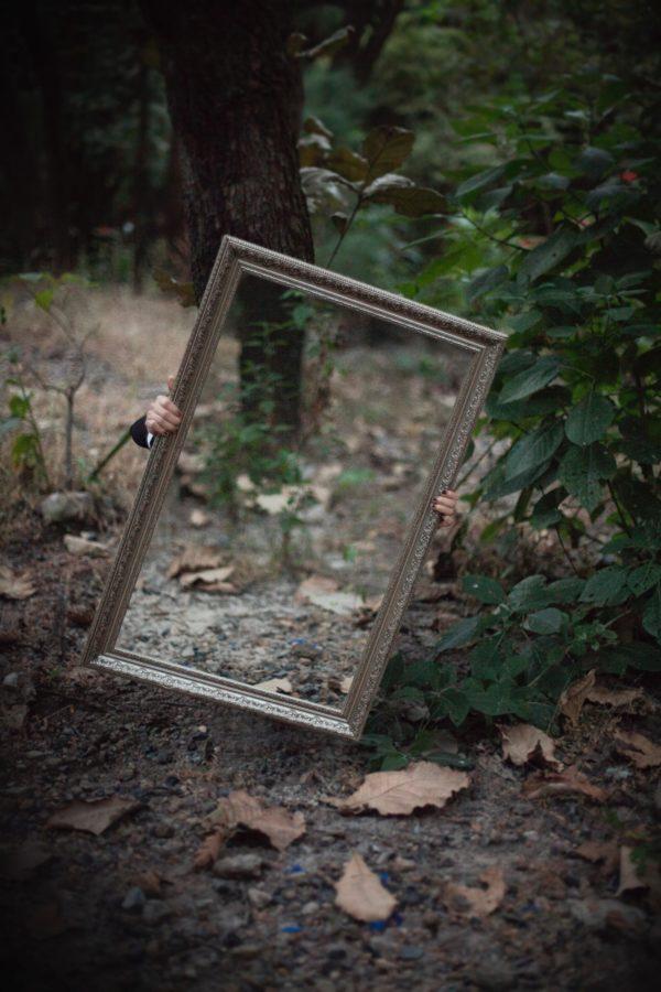 Das Bild im Spiegel oder Empfehlungen zum Umgang mit Fältchen und co.
