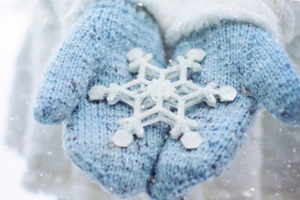 Schneeflocken-Blog