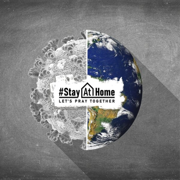 Stay Home – #stayhome – or not